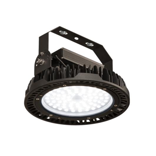 PARA FLAC LED függesztett lámpatest, fekete, 150W 4000K, IP65