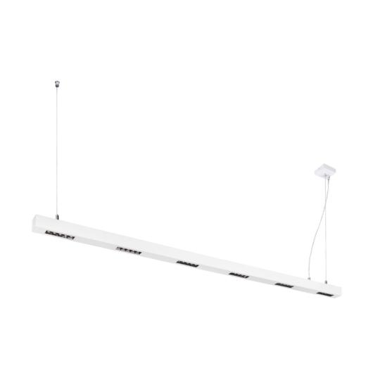 Q-LINE PD, LED beltéri függesztett lámpatest, 2m, BAP, fehér, 3000K