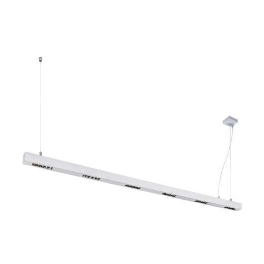 Q-LINE PD, LED beltéri függesztett lámpatest, 2m, BAP, silver, 4000K