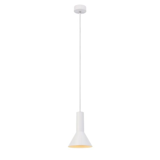 PHELIA PD, beltéri függesztett lámpatest, E27, fehér, max. 23W, 17.5cm