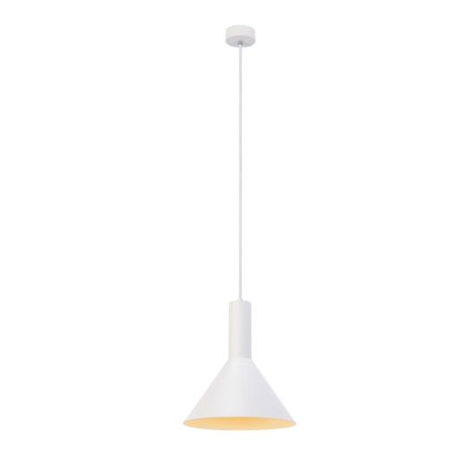 PHELIA PD, beltéri függesztett lámpatest, E27, fehér, max. 23W, 27.5cm