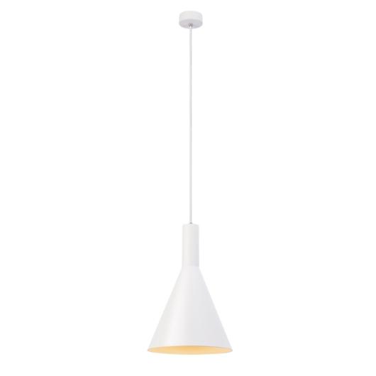 PHELIA PD, beltéri függesztett lámpatest, E27, fehér, max. 23W, 28cm