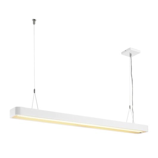 WORKLIGHT PLUS, beltéri LED függesztett lámpatest 3000K fehér