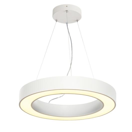 MEDO RING 60 DALI beltéri LED függesztett lámpatest, fehér 3000K