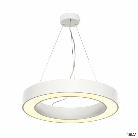 MEDO 60 RING függesztett lámpatest, fehér, 3000K SMD LED,tápegységgel