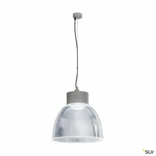 PARA MULTI DLMI függesztett lámpatest, ezüstszürke, PHILIPS DLMi modullal 27W, 4000K, 2000lm