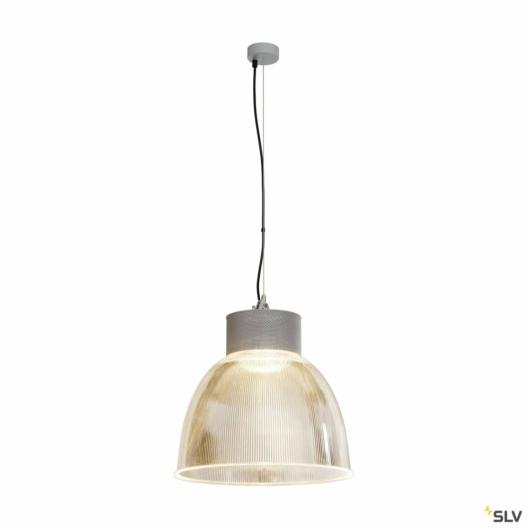 PARA MULTI DLMI függesztett lámpatest, ezüstszürke, PHILIPS DLMi modullal 28W, 3000K, 2000lm